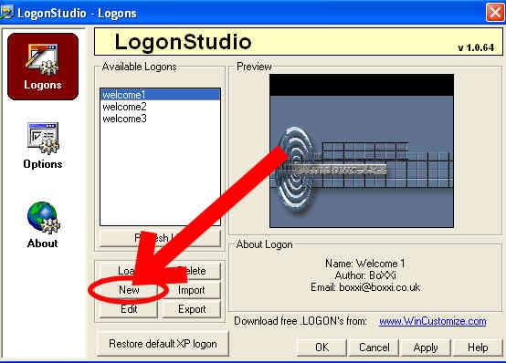 Imagen titulada Cambiar Tu XP de Registro en la Pantalla de Inicio de sesión de Studio Paso 4