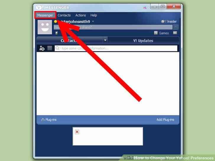 Imagen titulada Cambiar Tu cuenta de Yahoo! Preferencias Paso 3