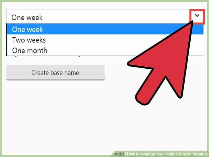 Imagen titulada Cambiar Tu cuenta de Yahoo Signo en la Configuración de Step 7