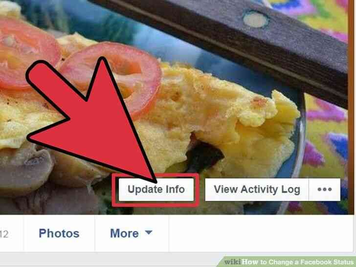 Imagen titulada Cambio de un Facebook de Estado de Paso de 10