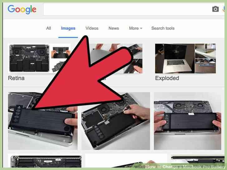 Imagen titulada Cambiar una Batería de Macbook Pro, Paso 7