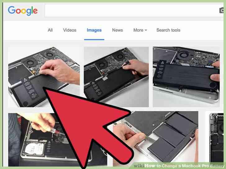 Imagen titulada Cambiar una Batería de Macbook Pro en el Paso 9