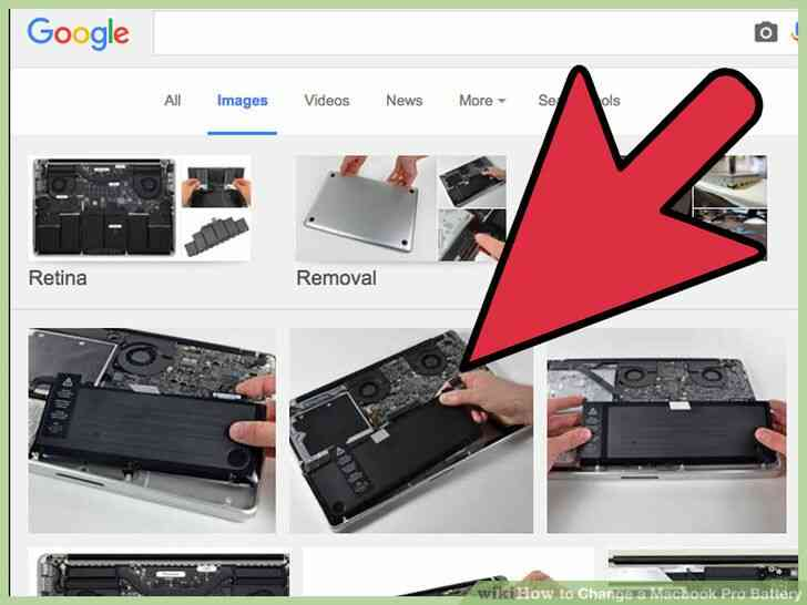 Imagen titulada Cambiar una Batería de Macbook Pro, Paso 4