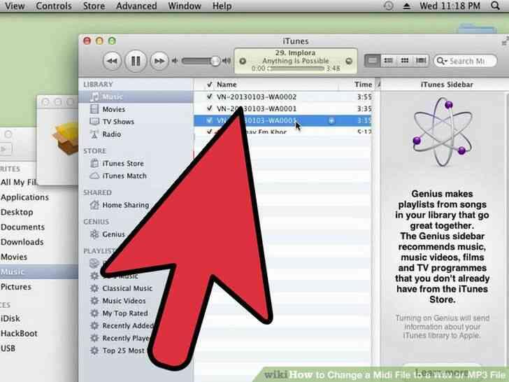 Imagen titulada Cambiar un Archivo Midi a Wav o MP3 Archivo Paso 6