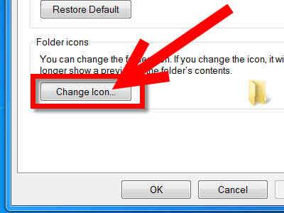 Imagen titulada Cambiar un Icono en Windows 7 Paso 5