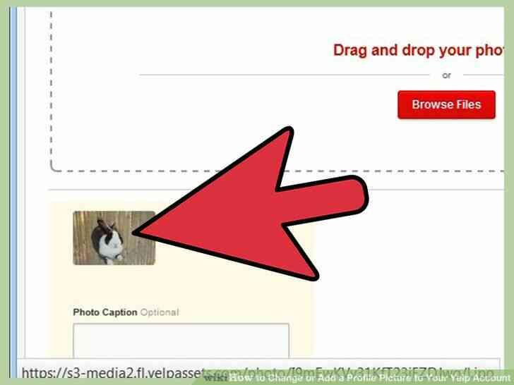 Imagen titulada Cambiar o Añadir una Imagen de Perfil de Su Cuenta de Yelp Paso 10