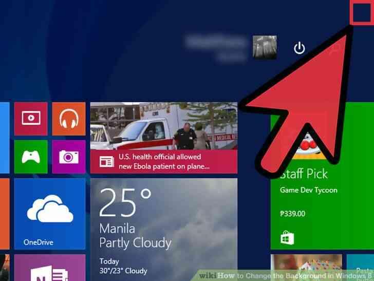 Imagen titulada Cambiar el Fondo de Windows 8 Paso 7