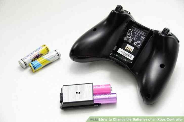 Imagen titulada Cambiar las Baterías de un Controlador de Xbox Paso 4