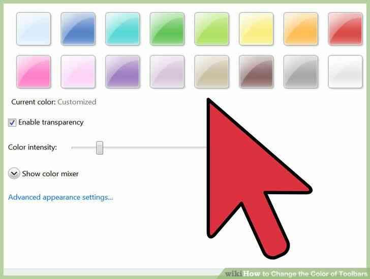 Imagen titulada Cambiar el Color de las Barras de herramientas Paso 13