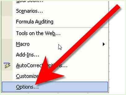 Imagen titulada Cambiar el Color de las líneas de división en Excel Paso 1.png