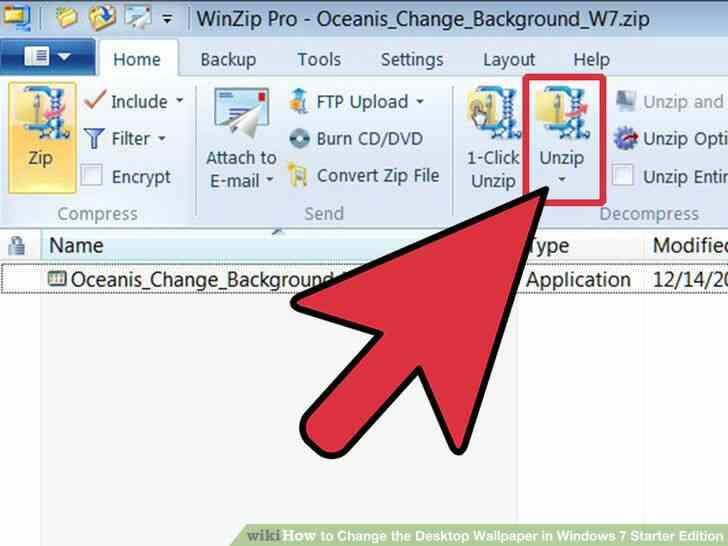 Imagen titulada Cambiar el papel Tapiz del Escritorio de Windows 7 Starter Edition Paso 2