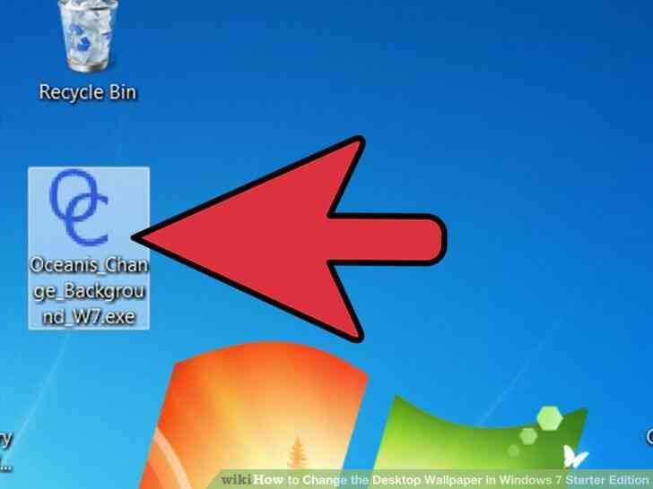 Imagen titulada Cambiar el papel Tapiz del Escritorio de Windows 7 Starter Edition Paso 3
