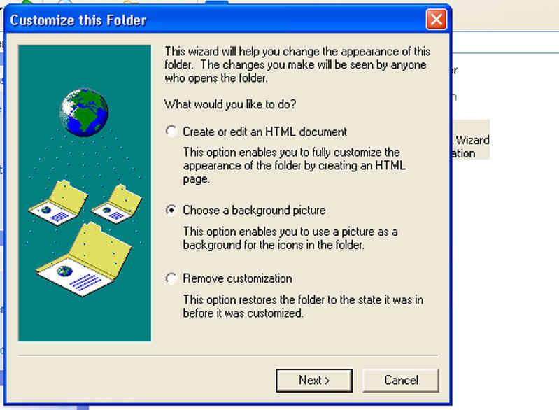 Cómo Cambiar el Fondo de Carpeta en el Explorador de Windows