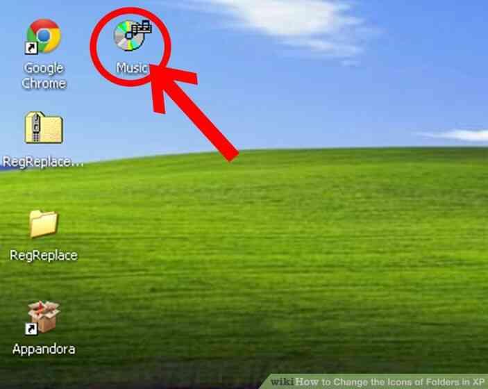 Imagen titulada Cambiar los Iconos de Carpetas en XP Paso 8