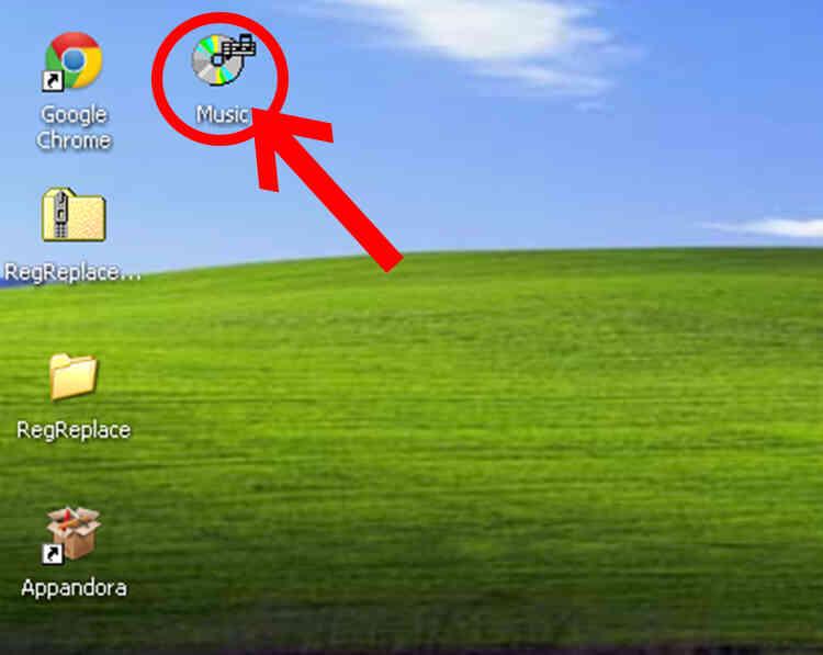 Cómo Cambiar los Iconos de Carpetas en XP