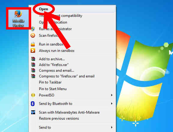 Imagen titulada Cambiar el Mozilla Firefox Tema Paso 1