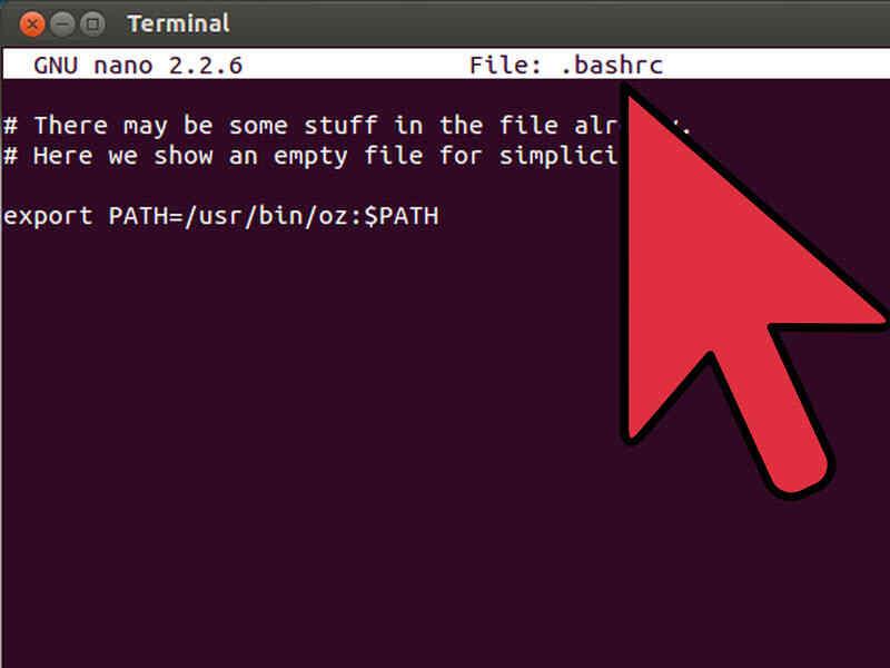 Cómo Cambiar la Variable de Ruta de acceso en Linux