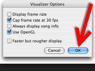 Imagen titulada Cambiar la Configuración en el Modo Visual en iTunes el Paso 7