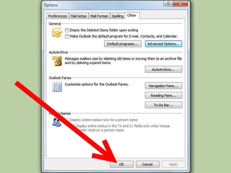Cómo Cambiar el Sonido que se Reproduce para Recordatorios en Outlook 2007