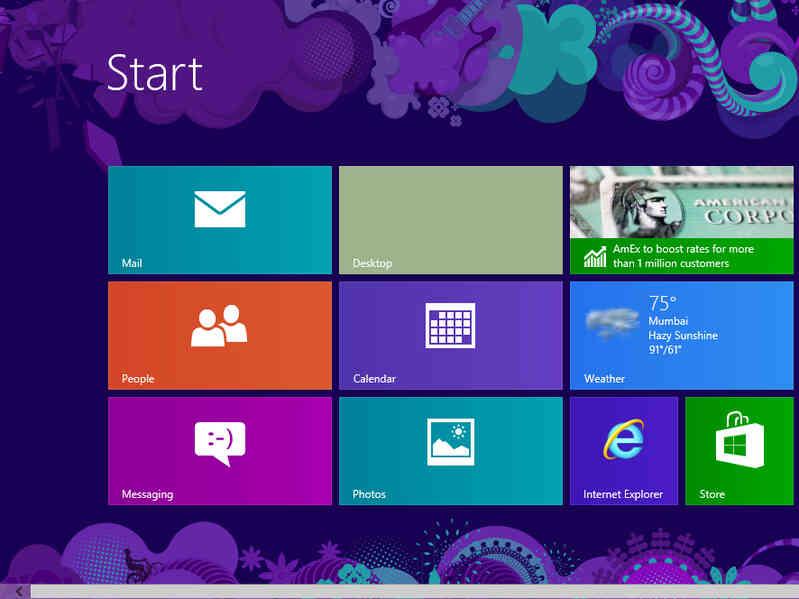 Cómo Cambiar el Fondo en la Pantalla de Inicio de Windows 8