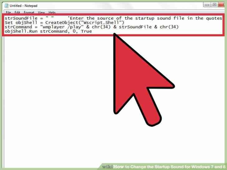 Imagen titulada Cambiar el Sonido de Inicio de Windows 7 y 8 Paso 9