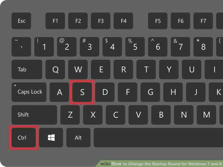 Imagen titulada Cambiar el Sonido de Inicio de Windows 7 y 8 Paso 10
