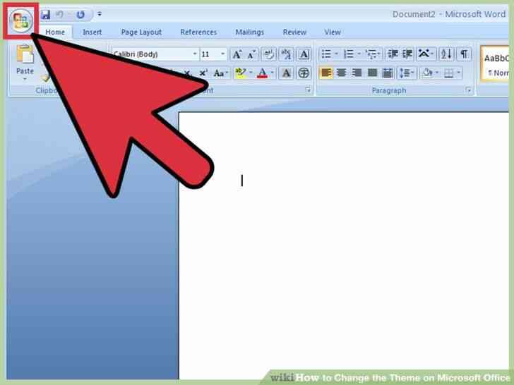 Imagen titulada Cambiar el Tema en Microsoft Office Paso 8