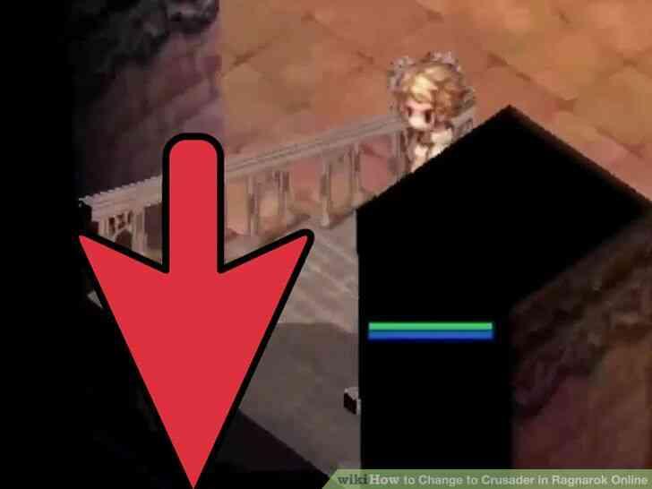 Imagen titulada Cambio Cruzado en Ragnarok Online Paso 1