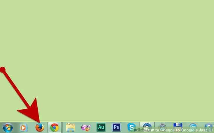 Imagen titulada Cambiar a Google de Jazz de interfaz de usuario de Step 7