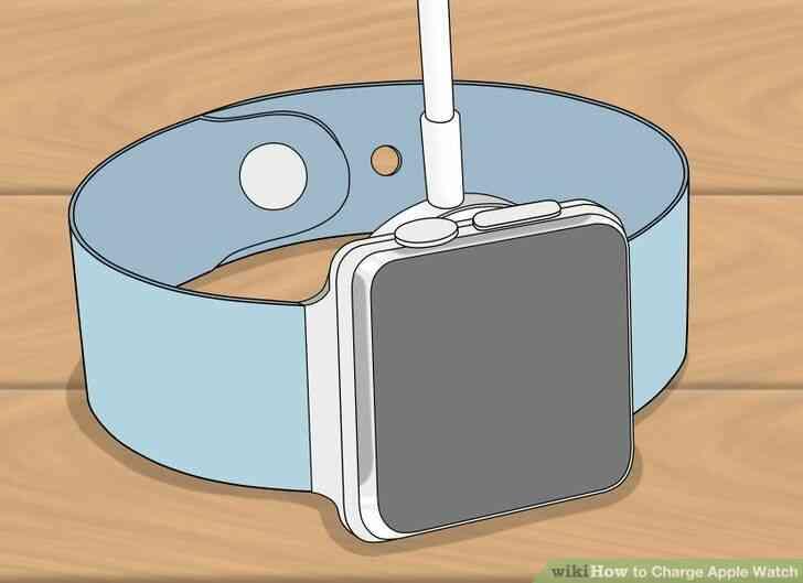 Imagen titulada Cargo Apple Watch Paso 4