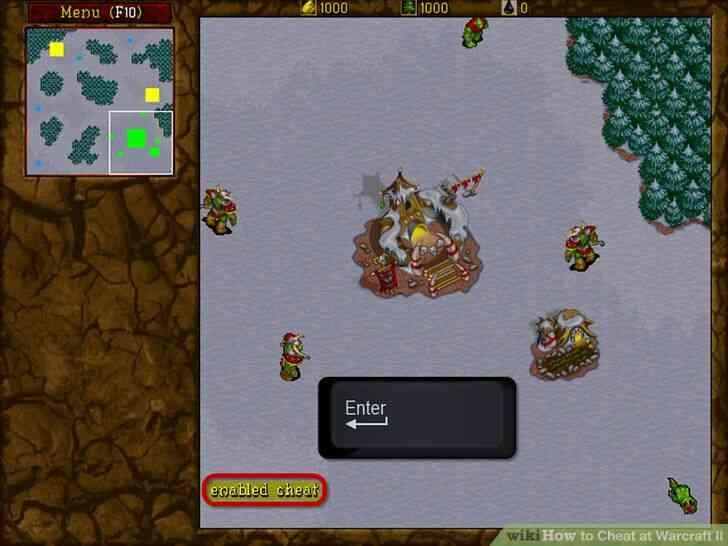 Imagen titulada Cheat en Warcraft II Paso 4