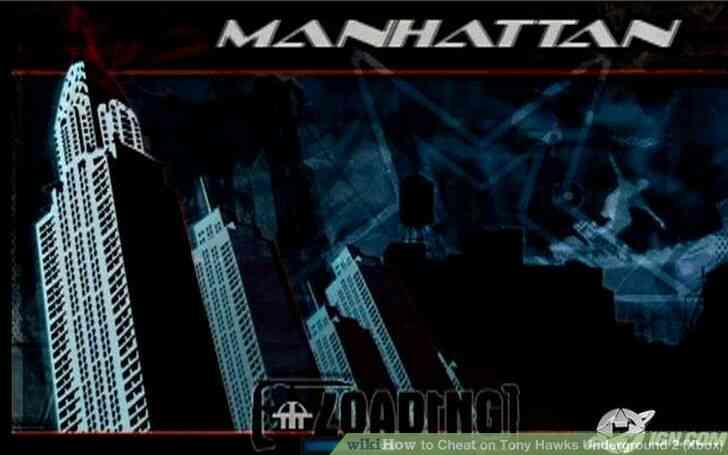 Imagen titulada Trampa en Tony Hawks Underground 2 (Xbox) Paso 1