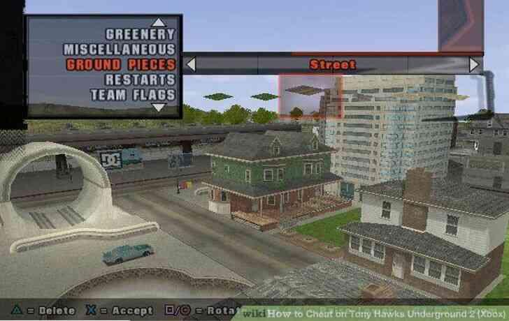 Imagen titulada Trampa en Tony Hawks Underground 2 (Xbox) Paso 2