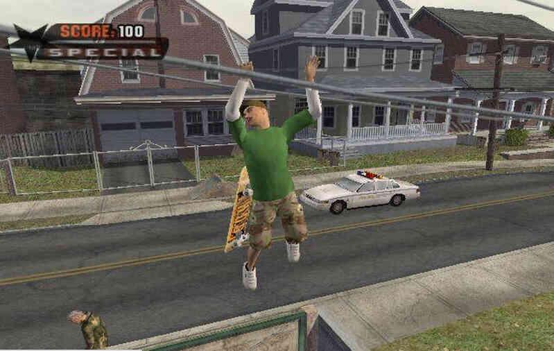 Cómo hacer Trampa en Tony Hawks Underground 2 (Xbox)