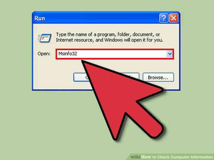 Imagen titulada de Verificación de la Información del Ordenador Paso 2