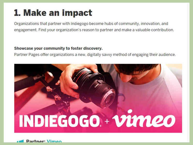 Cómo Comprobar Indiegogo Impacto