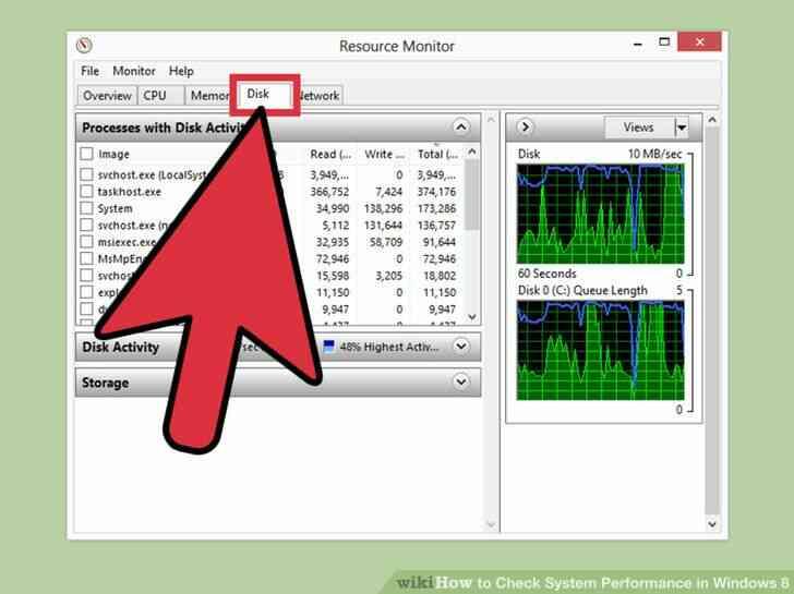Imagen titulada Comprobar el Rendimiento del Sistema en Windows 8 Paso 9