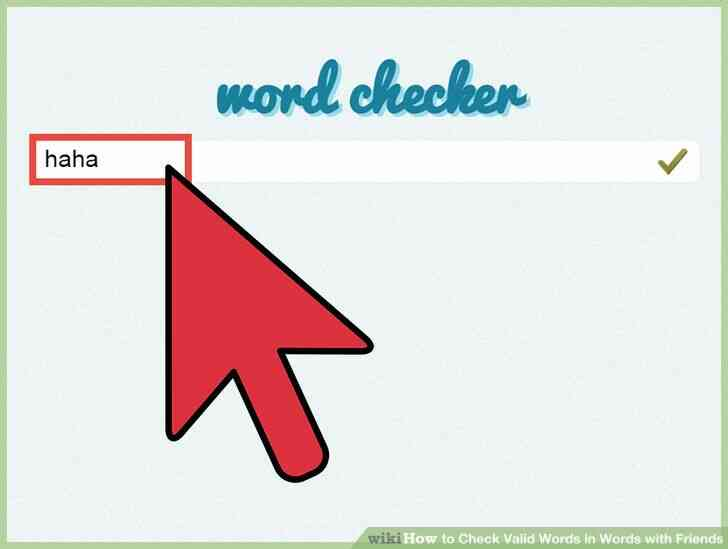 Imagen titulada Verificación de Palabras Válidas en Palabras con los Amigos Paso 6