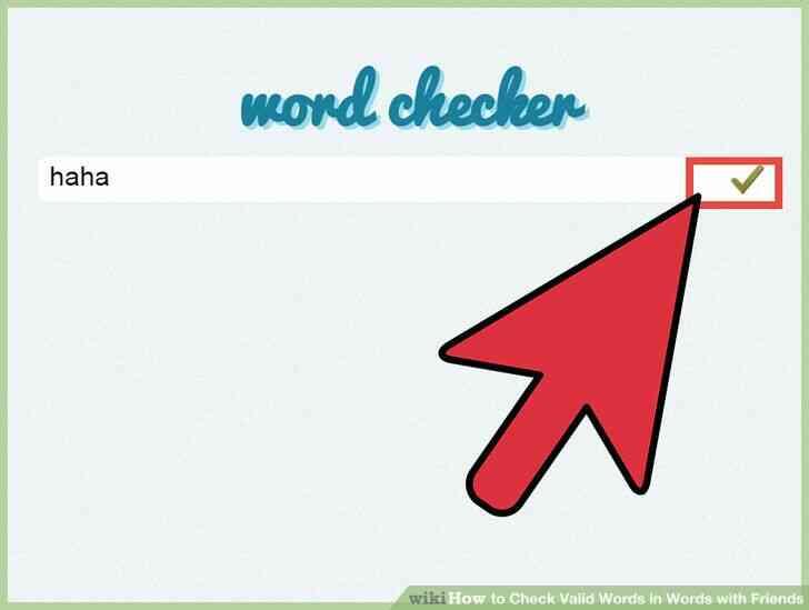 Imagen titulada Verificación de Palabras Válidas en Palabras con los Amigos de Step 7