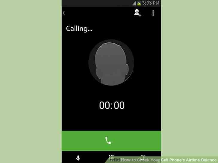 Imagen titulada de Verificación a Tu Teléfono Celular del tiempo de emisión Saldo Paso 6