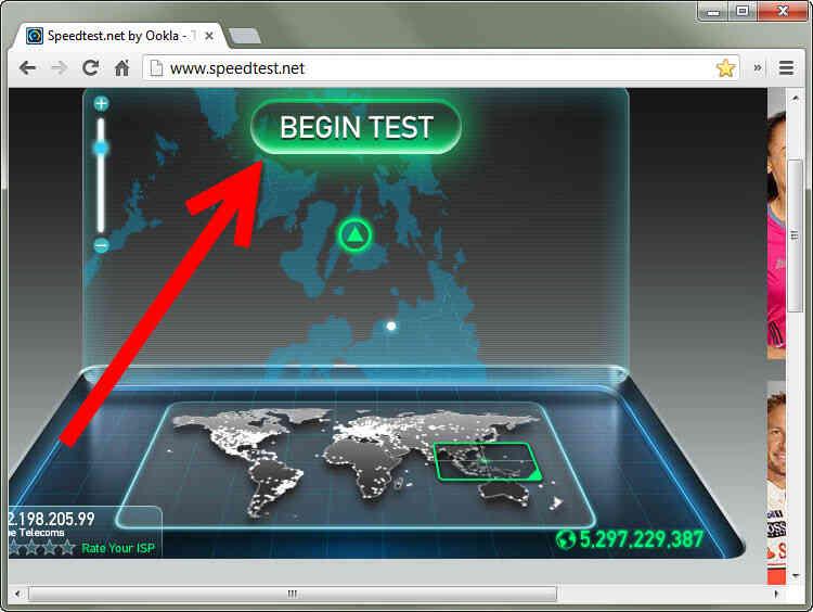 Cómo Comprobar Tu Velocidad de Conexión a Internet