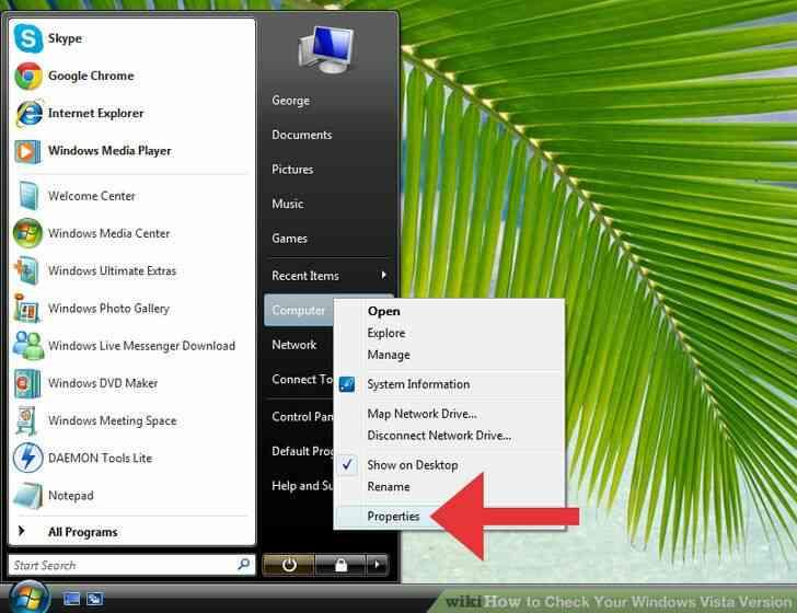 Imagen titulada Comprobar Su Windows Vista