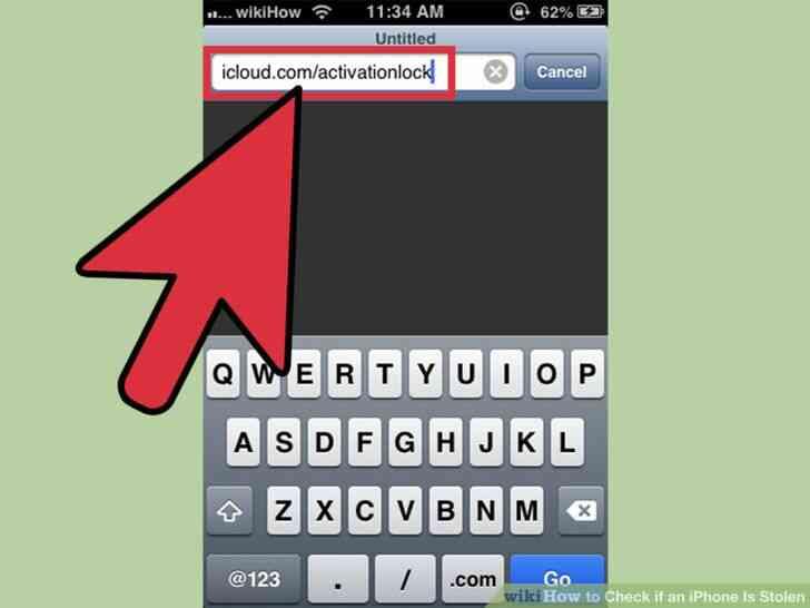 Imagen titulada Comprobar si un iPhone Es Robado Paso 7