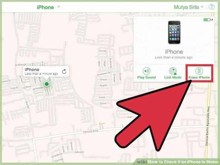 Imagen titulada Comprobar si un iPhone Es Robado Paso 10