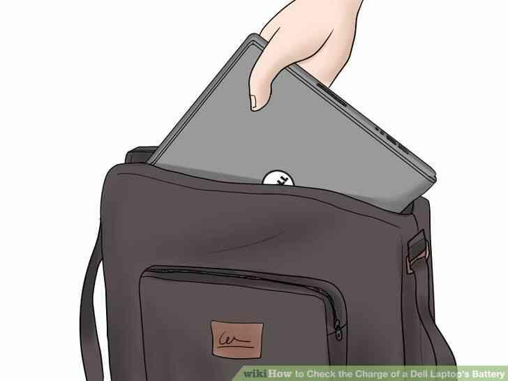 Imagen titulada Compruebe la Carga de un ordenador Portátil de Dell de la Batería Paso 1
