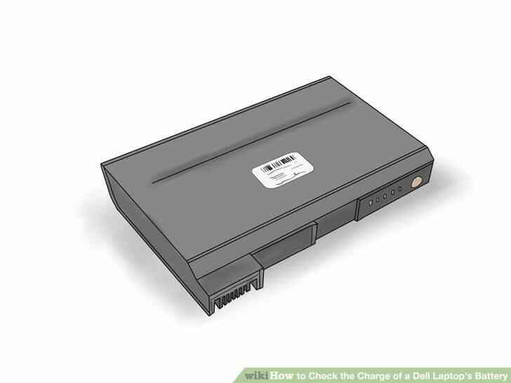 Imagen titulada Compruebe la Carga de un ordenador Portátil de Dell de la Batería del Paso 6
