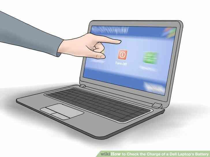 Imagen titulada Compruebe la Carga de un ordenador Portátil de Dell de la Batería del Paso 2