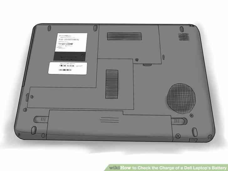 Imagen titulada Compruebe la Carga de un ordenador Portátil de Dell de la Batería del Paso 3