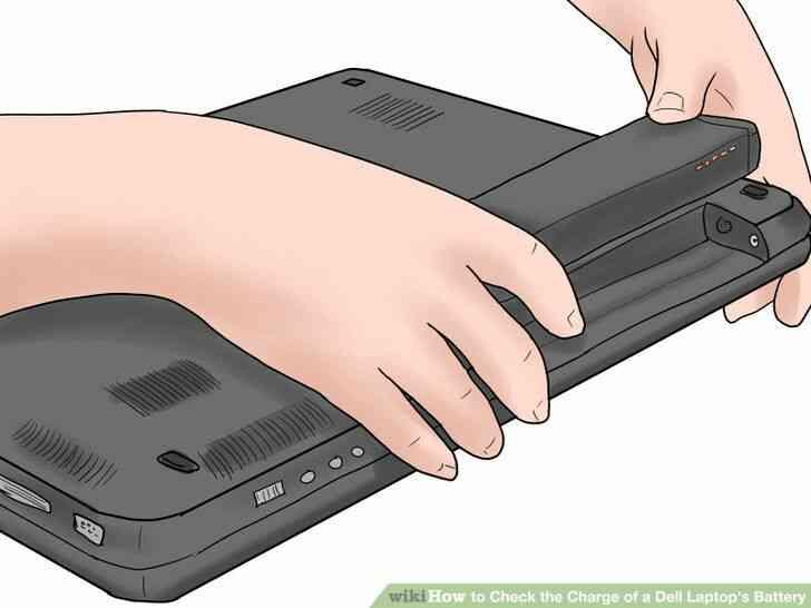 Imagen titulada Compruebe la Carga de un ordenador Portátil de Dell de la Batería del Paso 4
