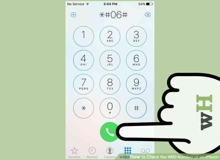 Imagen titulada Comprobar el Número de IMEI de un iPhone con el Paso 9